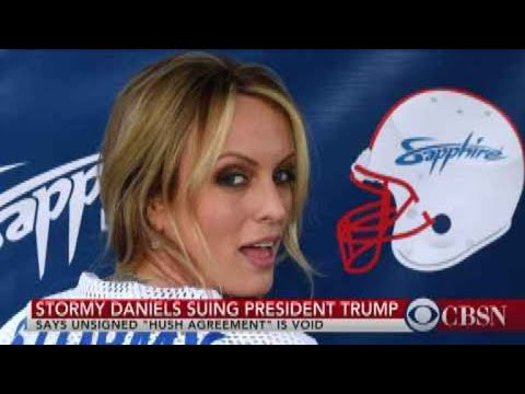 Stormy Daniels sues to nullify NDA with Trump