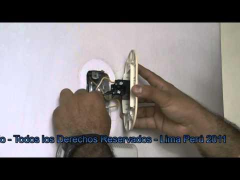 Instalacion de Interruptor Simple Practica - Parte 2