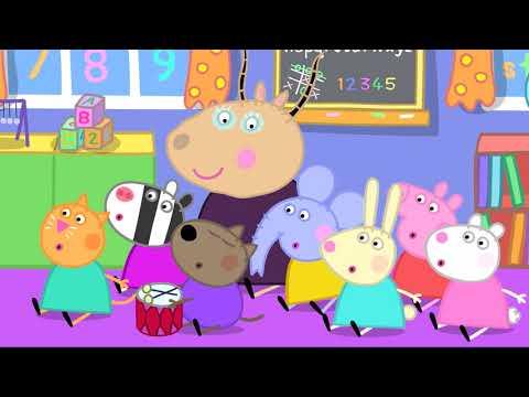 Игровой набор Свинка Пеппа (Peppa Pig) «Кафе-мороженое Ребекки» 30628