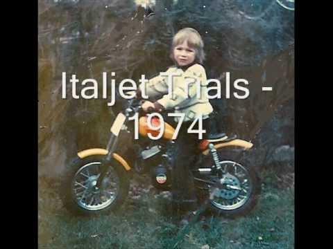 Italjet MT5A Trials, Italjet Mini Mini Bambino & Garelli Mini Prix