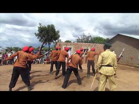 Tanzania Sukuma Jeshi Dance & Drums