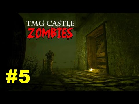 Zombie Castle Ep.1 – Call of Duty Custom Zombies (CoD Zombies ...