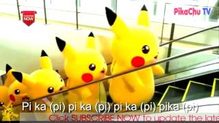 Lagu anak anak lucu pokemon go