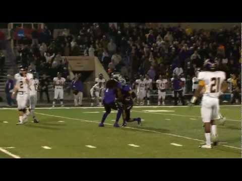 Mount Union - Mary Hardin-Baylor Highlights (12/8/12)