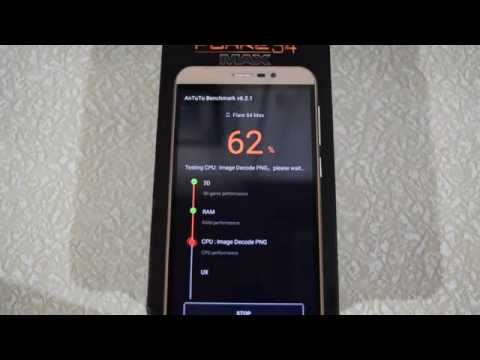 Cherry Mobile Flare S4 Max - ANTUTU BENCHMARK!!