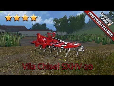 Vila Chisel SXHV-20 1.0 Clean