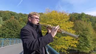 Video Je T´aime - Mr. SAX, soprán saxofon sólo