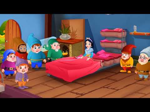 Snow White & The Seven Dwarfs Full Movie In Hindi | Beauty & The Beast Kahani Hindi By Baby Hazel