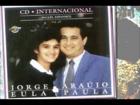 Deus Resolve o Teu Problema e Pai Segura em Minha Mão - Jorge Araújo e Eula Paula