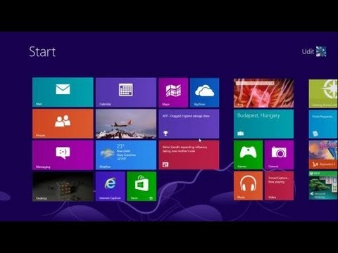how to xp to windows 8