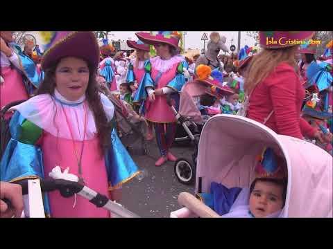 Cabalgata Infantil Carnaval de Isla Cristina 2018