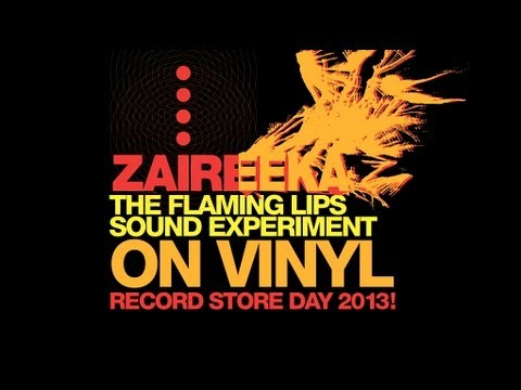 The Flaming Lips - Zaireeka on Vinyl!