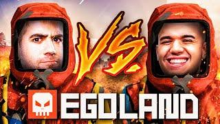 TEAM AURON VS. TEAM sTaXx | EGOLAND #12