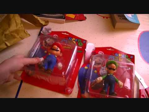 Unboxing 5 Inched Brandpesto Mario & Luigi Figure (HD)-ultimateDSman
