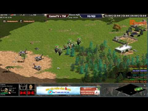 4vs4 Random | GameTV + Truy Mệnh vs Hà Nội   02-05-2017 BLV :  KaMi
