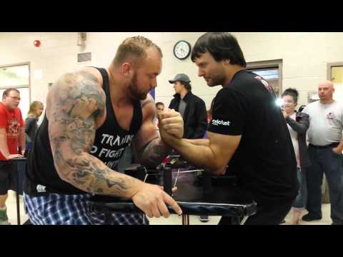 Devon Larratt vs Game of Thrones The Mountain