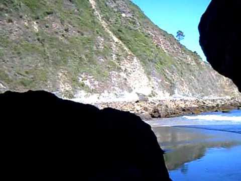 Playa de Campofrío (Cueva)