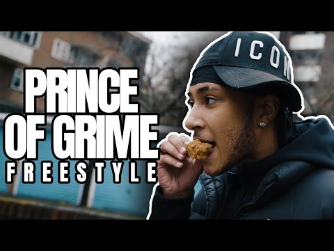 Yizzy - Prince of Grime (Freestyle)