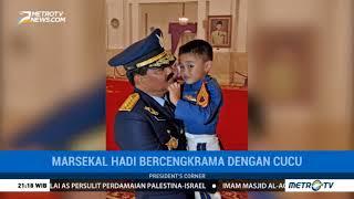 Video Sisi Lain Pelantikan Panglima TNI Marsekal Hadi Tjahjanto MP3, 3GP, MP4, WEBM, AVI, FLV Januari 2018