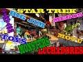TOY COLLECTION VINTAGE FIGURES STAR TREK BIG JIM MEGO SPECLATRON CIPSA LILI LEDY JUGUETES ANTIGUOS