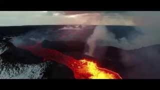 Lying dormant for over one hundred years, the Bardarbunga volcano has recently surged back to life. An open wound in the ...