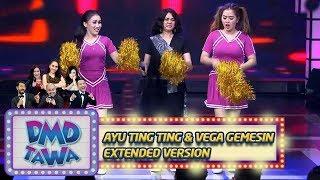 Video Ayu Ting Ting dan Vega Cantik Banget Jadi Cheerleaders Part 1 - DMD Tawa (6/11) MP3, 3GP, MP4, WEBM, AVI, FLV Desember 2018