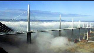 Чудеса инженерии Самый высокий мост в мире - виадук Мийо  (National Geographic)