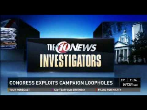 Members of Congress from Florida Exploit Campaign Loopholes