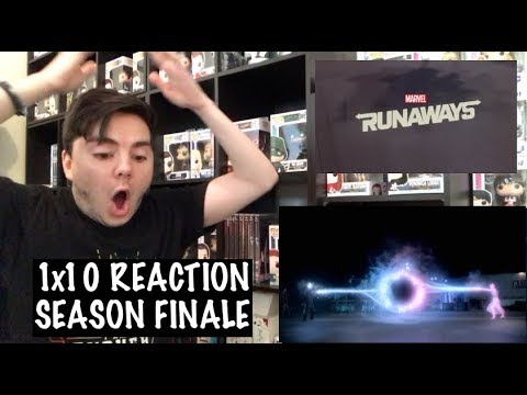 RUNAWAYS - 1x10 'HOSTILE' REACTION