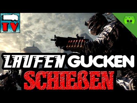 GHOSTS - laufen, gucken, schießen # 7 «» Let's Play Call of Duty Ghosts | Deutsch Full HD