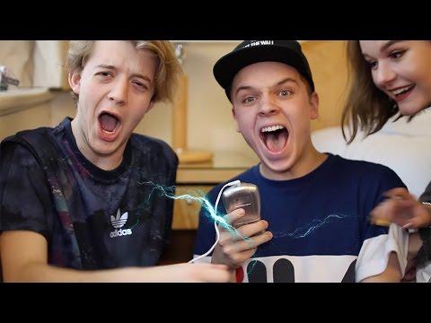 YOUTUBERS FÅR STØD - Rasmus Brohave