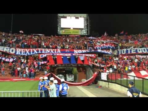 Medellín mi gran amor !! La hinchada mas linda del mundo! - Rexixtenxia Norte - Independiente Medellín