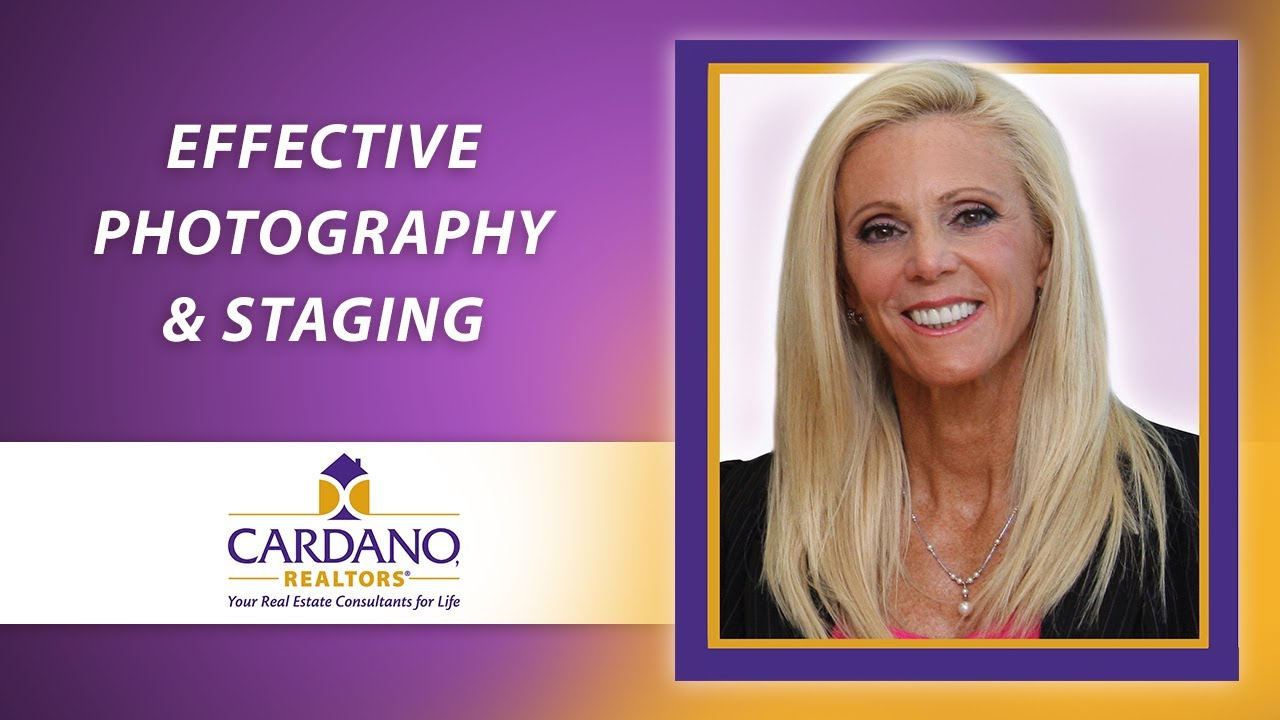 How to Effectively Photograph & Stage Your Home