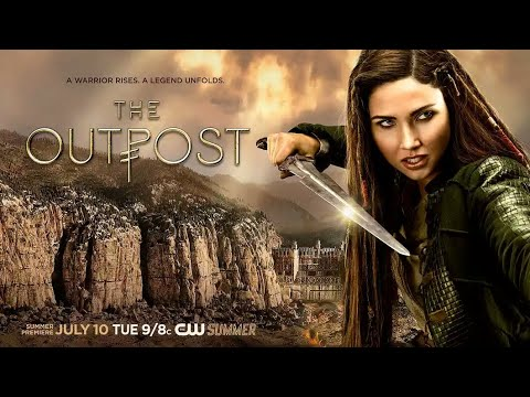 THE OUTPOST new tvseries (official trailer)