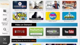 Video Nintendo Wii U e-Shop Update / Miiverse Overview! (New Games, Video On Demand, Features) MP3, 3GP, MP4, WEBM, AVI, FLV Desember 2018
