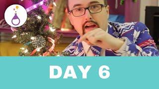 12 Days of Brilliance - Day 6 -