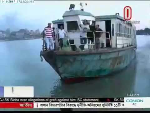 Waterbus service edges closer to collapse (15-10-2017)
