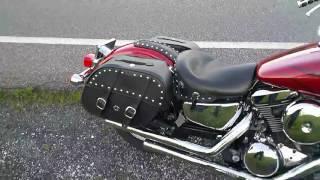 9. 2002 Kawasaki Vulcan 1500 Classic Motorcycle Saddlebags - vikingbags.com