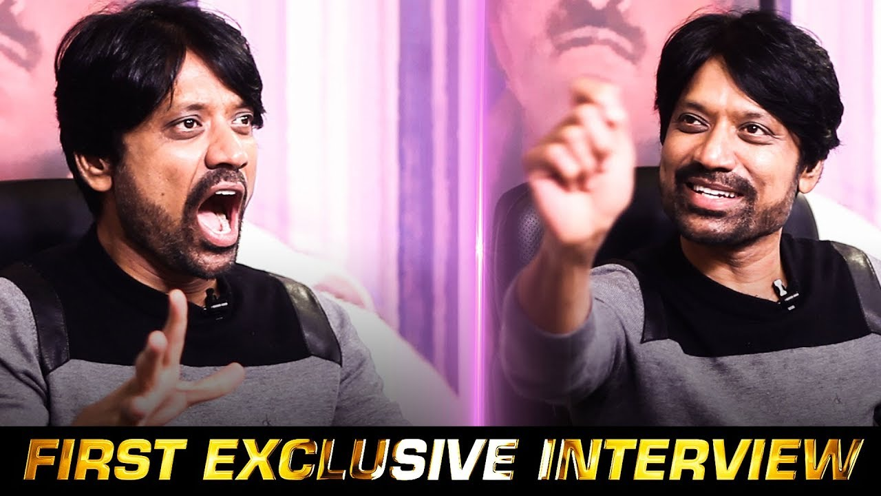 MERSAL's Mass Deleted Scene | SJ Suryah Performs | 1st Interview After Mersal Success