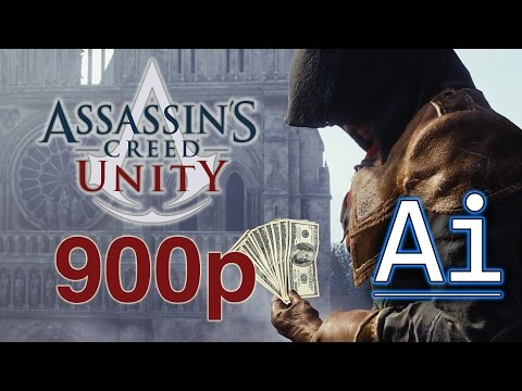 30fps - Assassin's Creed Unity is 900p/30fps on both PS4 & Xbox One: http://www.videogamer.com/ps4/assassins_creed_unity/news/assassins_creed_unity_is_900p_30fps_on_...