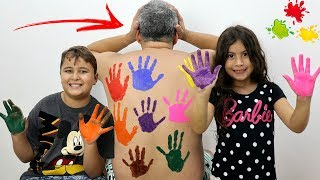 Video LEARN COLORS FOR CHILDREN BODY PAINT FINGER FAMILY SONG NURSERY RHYMES LEARNING VIDEO MP3, 3GP, MP4, WEBM, AVI, FLV Agustus 2018