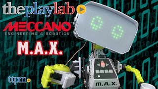 Meccano MAX from Spin Master