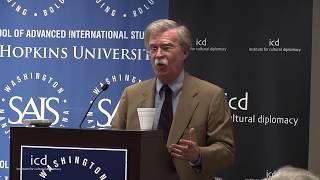 John R. Bolton, The 25th United States Ambassador to the United Nations