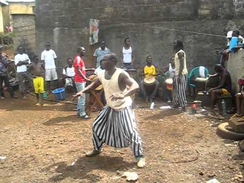 Conakry dundunba Fara percussion