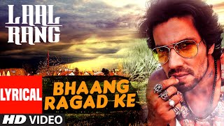 Nonton Bhaang Ragad Ke Lyrical Video Song   Laal Rang   Randeep Hooda   T Series Film Subtitle Indonesia Streaming Movie Download