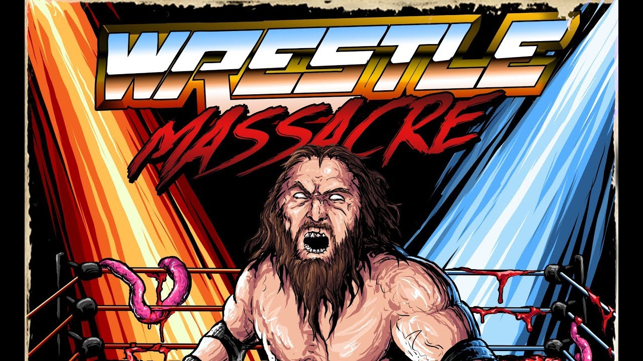 WRESTLEMASSACRE Official Trailer (2018)