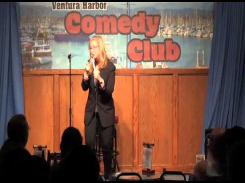 Joanie Fagan -- Live at the Ventura Comedy Festival