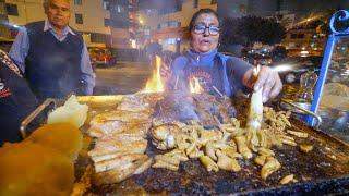 Video Street Food in Peru - ULTIMATE 14-HOUR PERUVIAN FOOD + Market Tour in Lima! MP3, 3GP, MP4, WEBM, AVI, FLV Agustus 2019