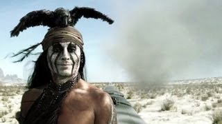 Full Super Bowl Spot - The Lone Ranger