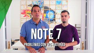 Samsung y la polémica de los Note 7 que explotan